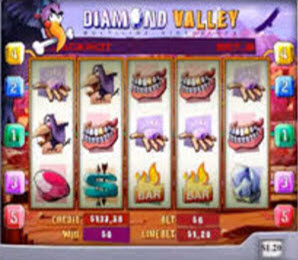 Diamond Valley slot