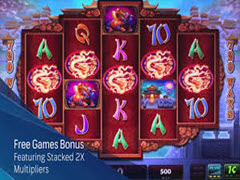 Dragon Dance pokie