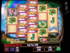 End of the Rainbow pokie
