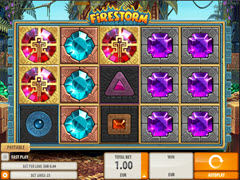 Firestorm pokie