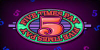Five Times Pay logo