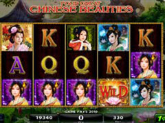 Four great Chinese beauties pokie