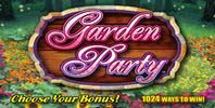 Garden party logo