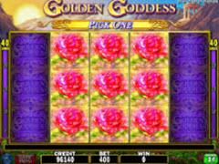 Goddess of Gold bonus
