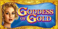 Goddess of Gold logo