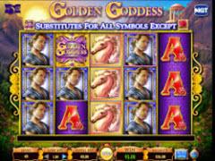 Goddess of Gold pokie
