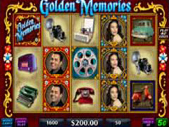 Golden Memories pokie