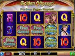 Golden Odyssey pokie