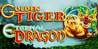 Golden Tiger Eternal Dragon logo