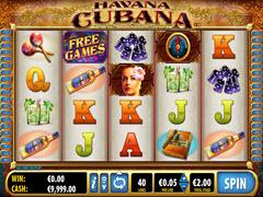 Havana Cubana pokie