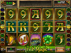 Irish Magic pokie
