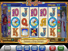 King Arthur pokie
