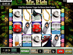 Mr Rich pokie