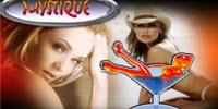 Mystique Club logo