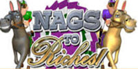 Nags to Riches logo