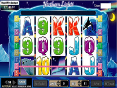 Northern Lights pokie