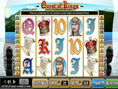 Quest of Kings pokie
