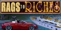 Rags to Riches - 5 Reel logo