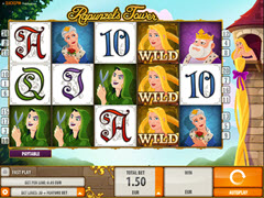 Rapunzels Tower pokie