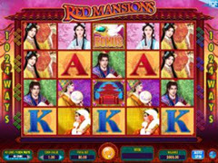Red Mansions pokie