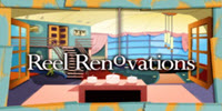 Reel Renovations logo