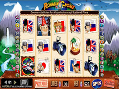 Roaming Gnome pokie