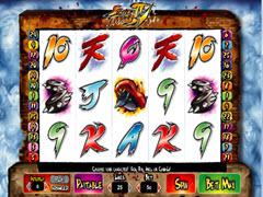 Street Fighter IV pokie