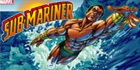 Sub-Mariner logo
