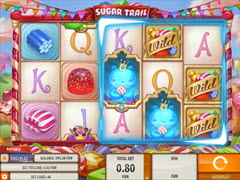 Sugar Trail pokie