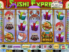Sushi Express pokie
