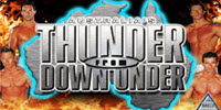 Thunder Down Under logo