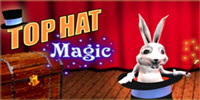 Top Hat Magic logo