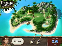 Treasure Island bonus map
