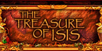 Treasure of isis logo