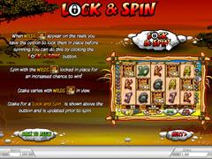 Wild Gambler bonus