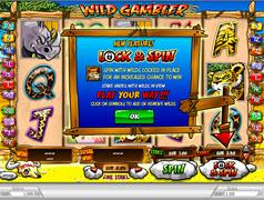 Wild Gambler pokie