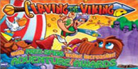 Irving the Viking logo