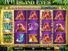 Island Eyes pokie