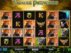 Jaguar Princess pokie
