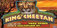 King Cheetah logo
