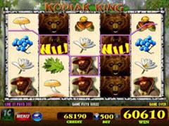 Kodiak King pokie