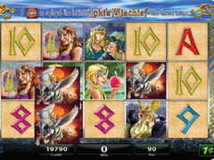 Legend of Asgard  pokie