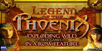 Legend of the Phoenix logo