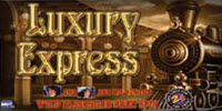 Luxury express  logo