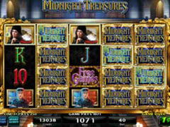 Midnight Treasures pokie
