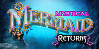 Mystical Mermaid Returns logo