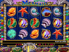 Mystical Mermaid returns pokie
