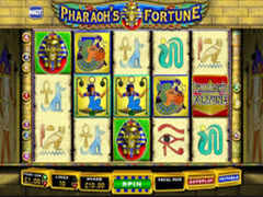 Pharaohs Fortune pokie