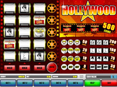 Hollywood slot