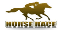 Horserace slot logo